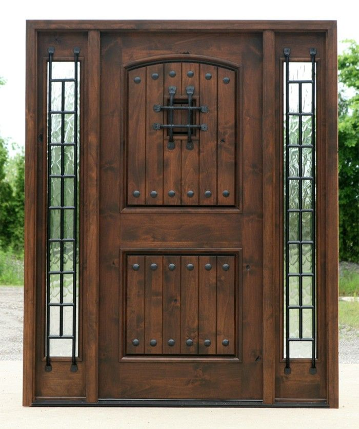 83 Front Doors Made Of Wood More Inspiration For The