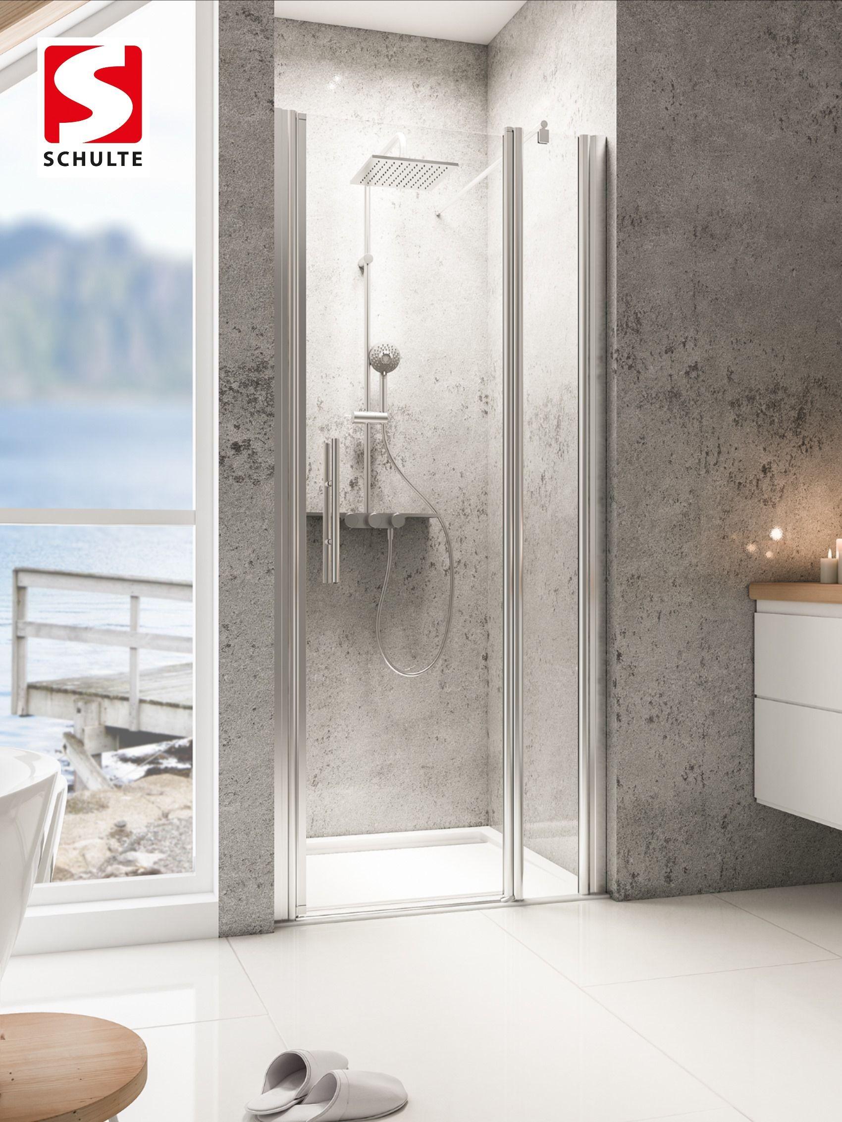 Unsere Duschkabinenserie Garant Weist Eine Elegante Profiloptik Auf Die 6 Mm Starken Sicherheitsglaser Esg Werden Hierdur In 2020 Dusche Duschkabine Duschabtrennung