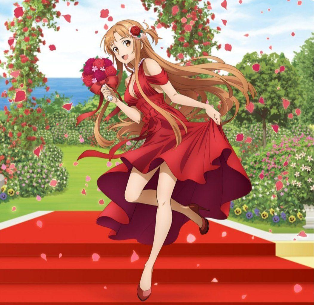 Gambar SAO {Sword Art Online} oleh Umi Sonoda Gadis