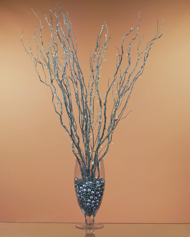 Ideas para la decoracin con flores y hojas secas ideas para more decorating ideas with lighted branches and floral stems reviewsmspy