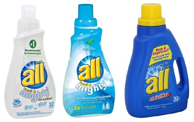 Starting 5 11 Grab All Laundry Detergent For Just 0 99 After