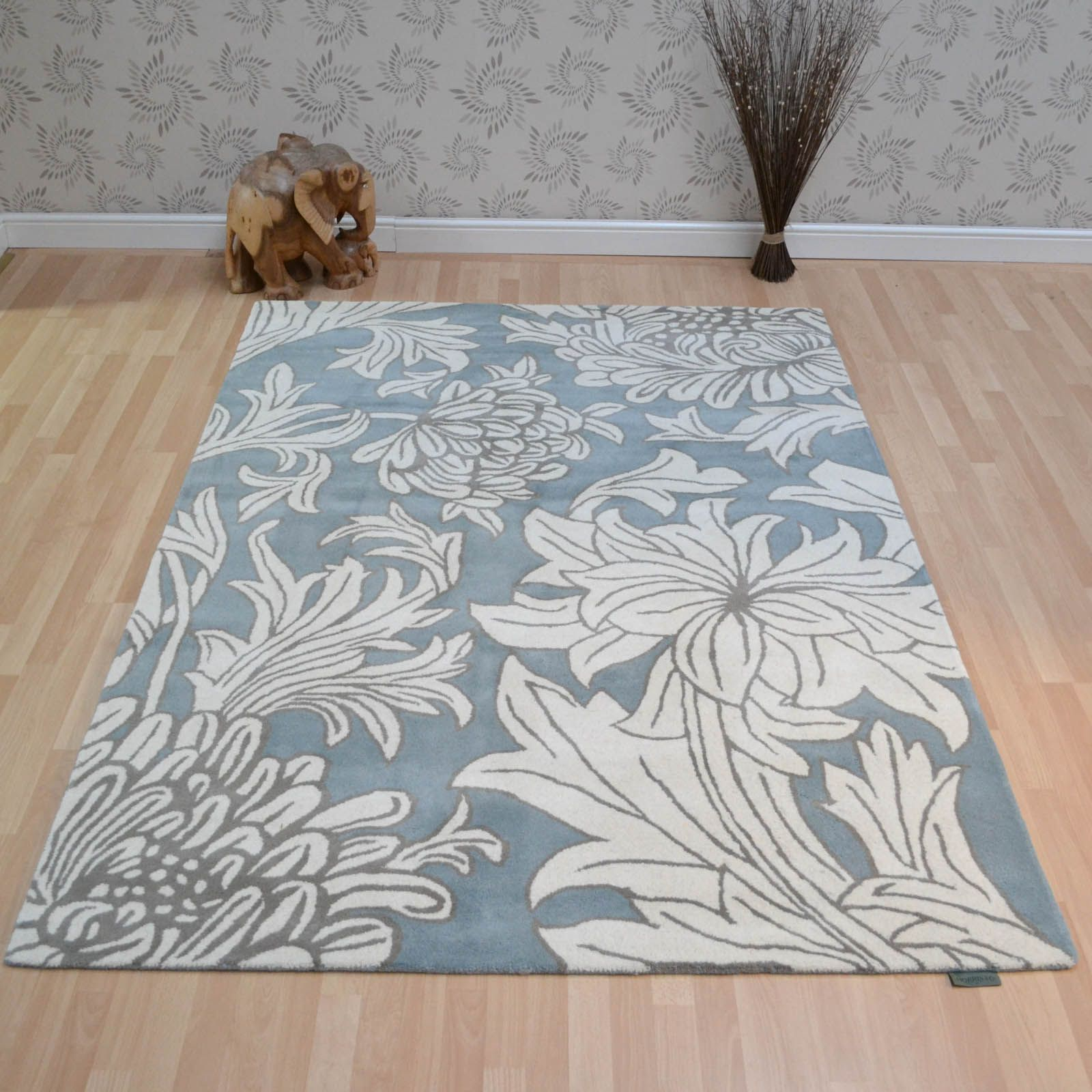 Gorgeous William Morris Rug