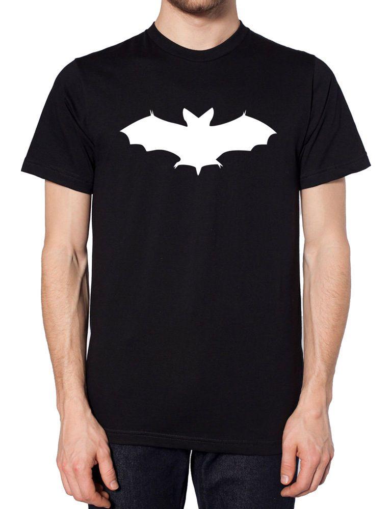Bat T Shirt Halloween Fancy Dress Up Joke Gothic Hipster Pumpkin Funny Joke Halloween Tshirts Shirts Halloween Women