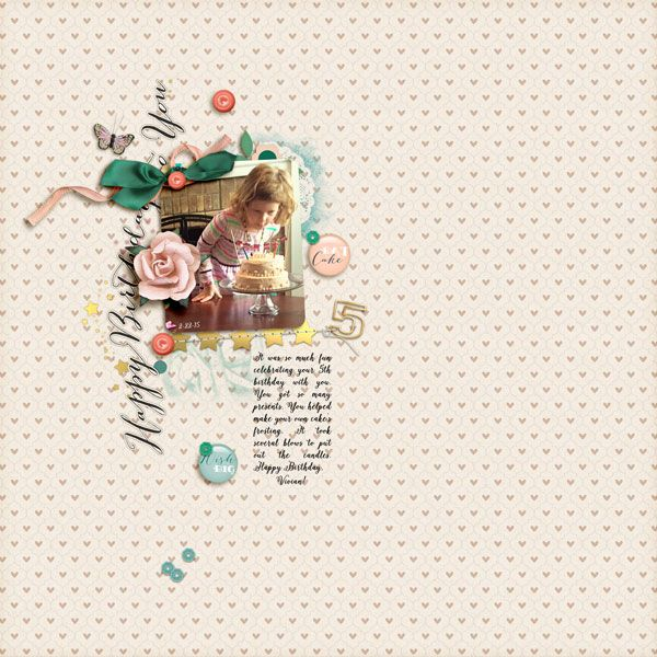 Happy Birthday To You - Laurie Ann | Happies Basics https://the-lilypad.com/store/Happies-Basics-element-pack.html, Happies Backgrounds  https://the-lilypad.com/store/Happies-Backgrounds-paper-pack.html; Sara Gleason | Rosemary https://the-lilypad.com/store/Rosemary-by-Sara-Gleason.html - template; Amber LeBau | Better Together - number Font | Isabella; Script RadLab | Oh, Snap, Sugar Rush, Antique Tone