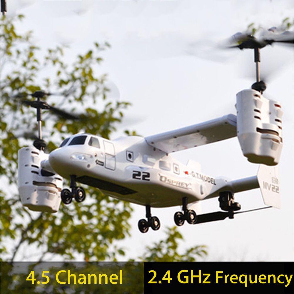 Osprey 2.4GHz Military Transport Chooper Aircraft