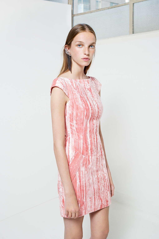 Mayal Shift Dress By Unique - Topshop London Fashion Week - Clothing ...