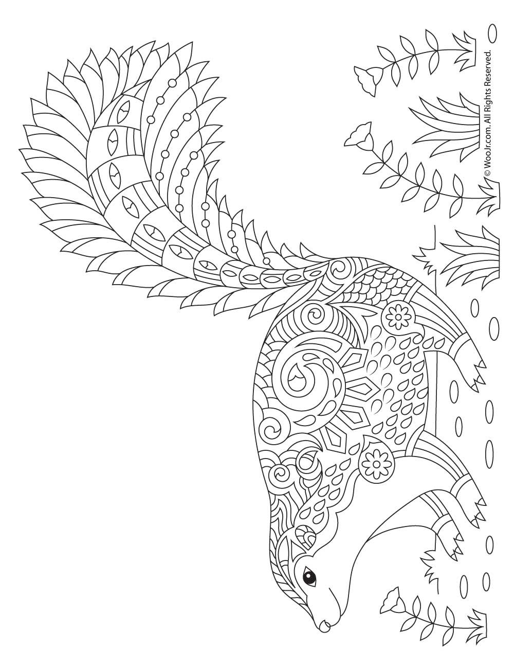 adult coloring coloring pages