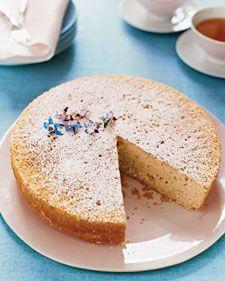 Lemon Cake - Martha Stewart Recipes