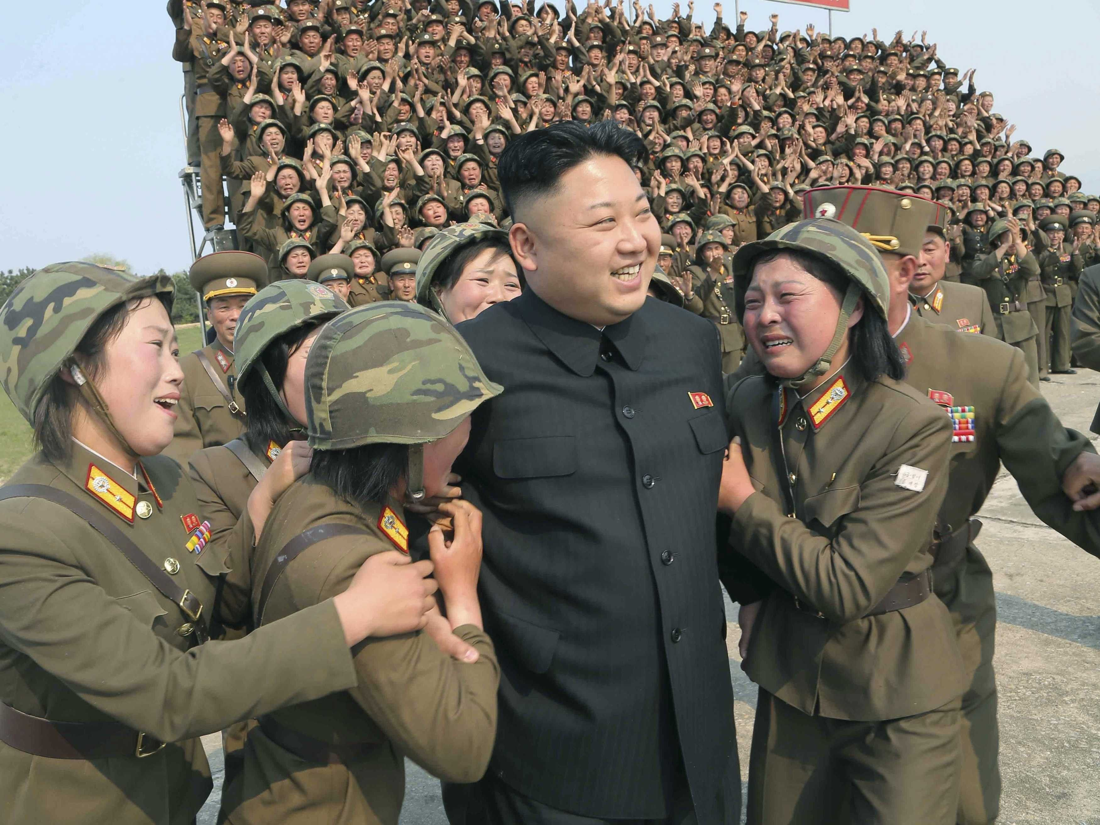 how north korean leader kim jong un 33 became one of the world s scariest dictators