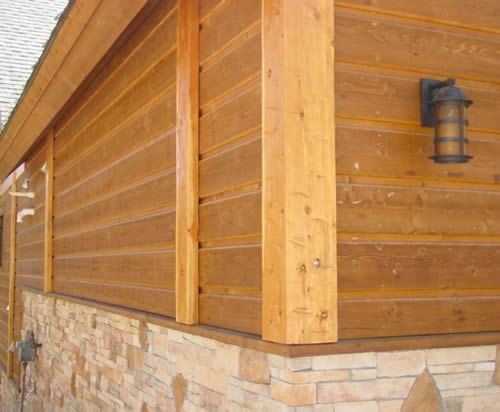 Wood Source White Fir Amp Pine Siding Specialty Wood