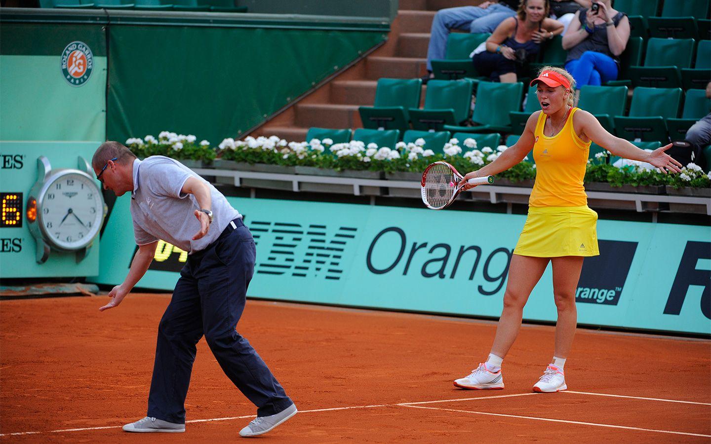 Roland Garros Internationaux De France 2014 Roland Garros Caroline Wozniacki Tournaments