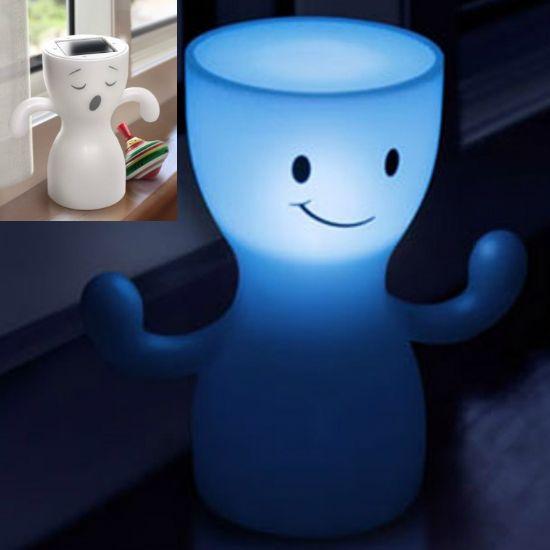 Solar Powered Night Lamp