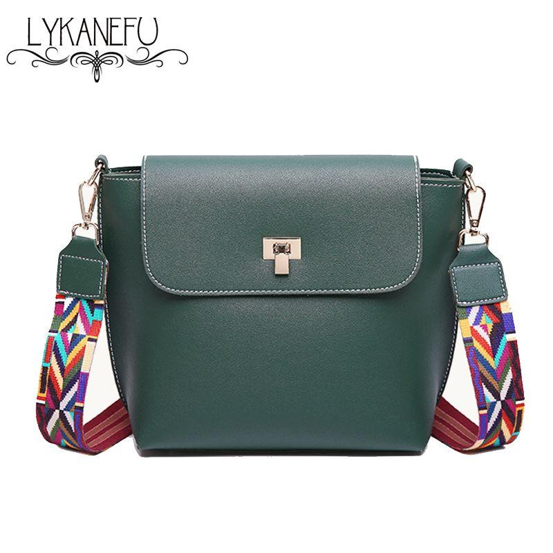 LYKANEFU Brand Women Bag Ladies Leather PU Artificial Small Women ...