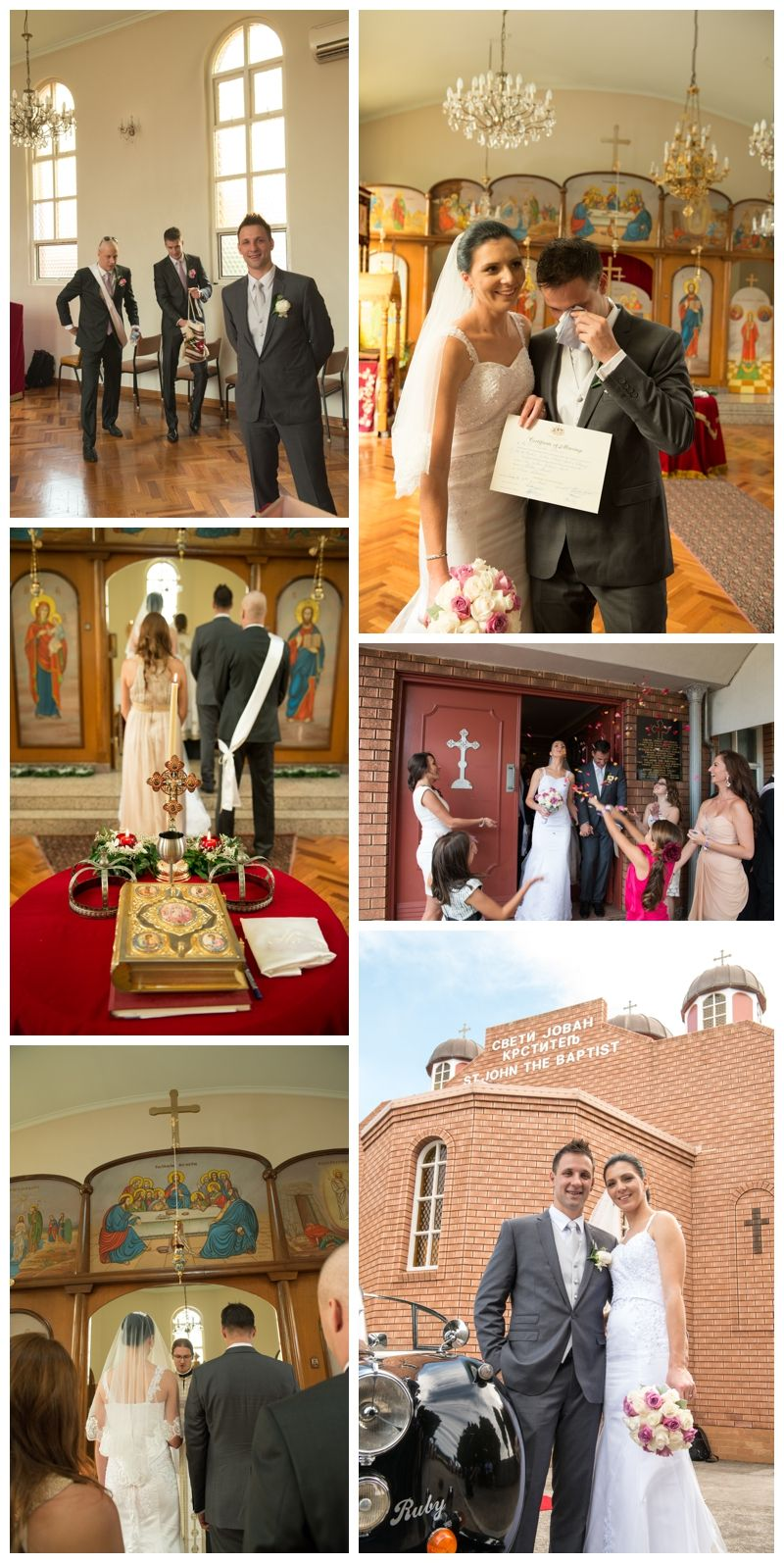 Favorite Shots From Wollongong Serbian Ceremony And Beach Location