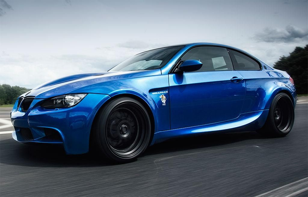 BMW M3 Coupe (E92) By Alpha N Performance