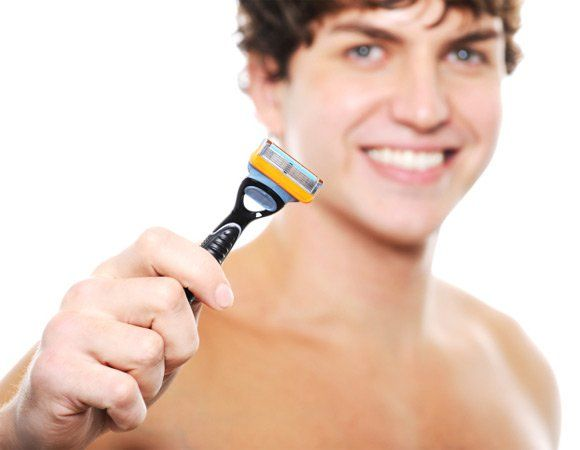 Shave balls safely your How to