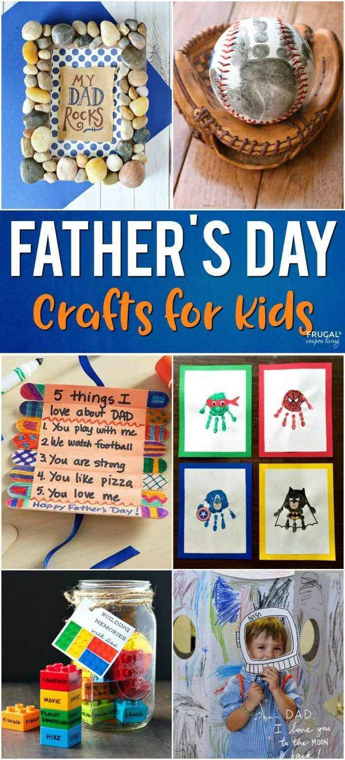 father's day crafts for kids | all holiday all the time