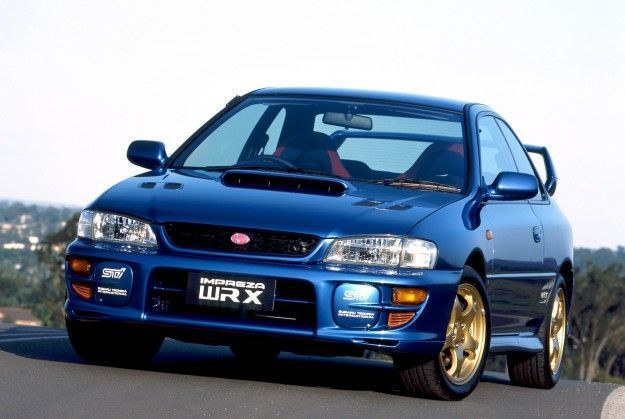 Subaru Impreza Wrx And Sti 1993 2000 Workshop Manual Subaru Impreza Impreza Subaru Impreza Sedan