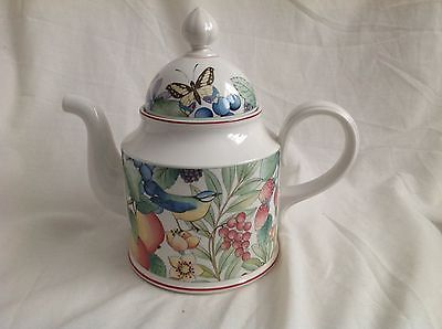 Villeroy Boch Catalina Coffee Pot Mint Condition First Quality