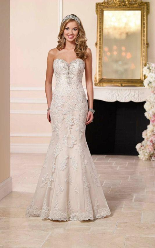 Stella York - Bridal Gowns at Jodi LTD | Wedding Planner | Pinterest ...