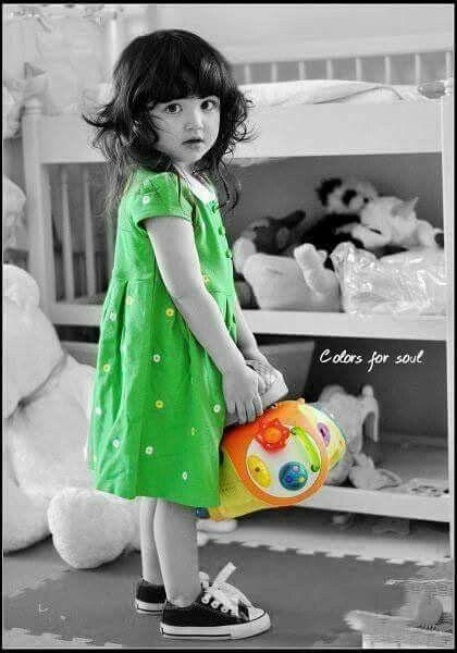 c62c4723dd64 Green Dress