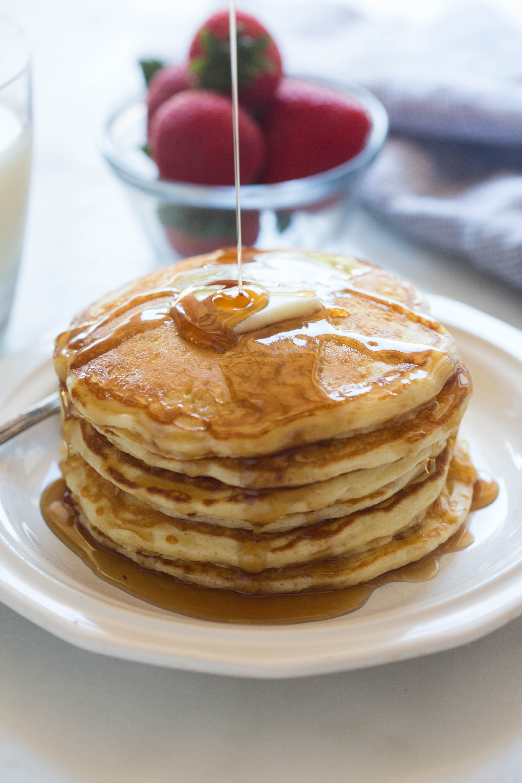 Pin On Pancakes Zum Fruhstuck