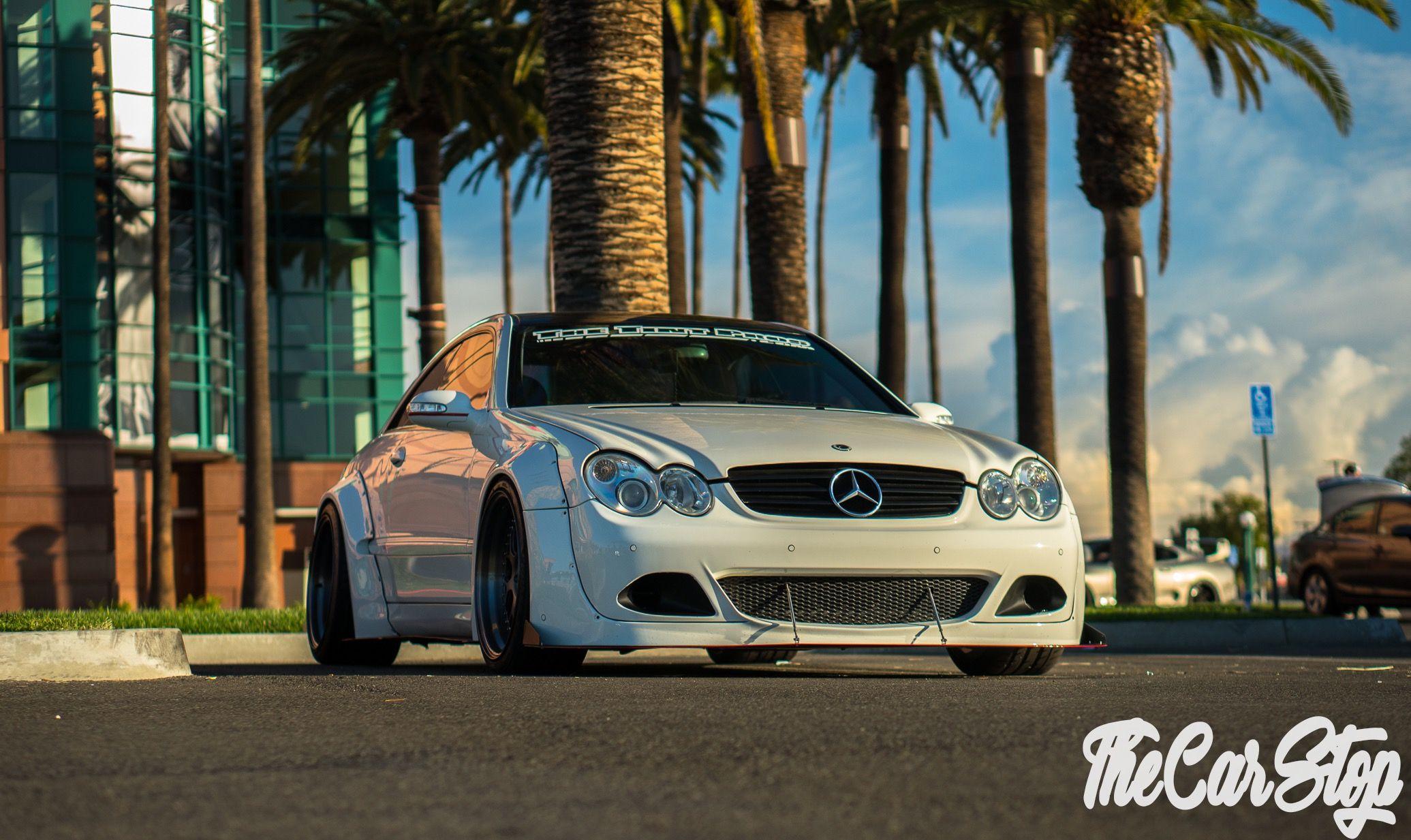 Mercedes The Car Stop
