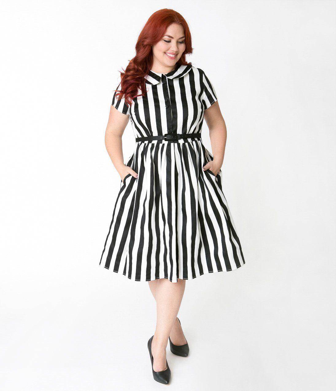 Vintage Plus Size Clothing – Unique Vintage | 1960s fashion ...
