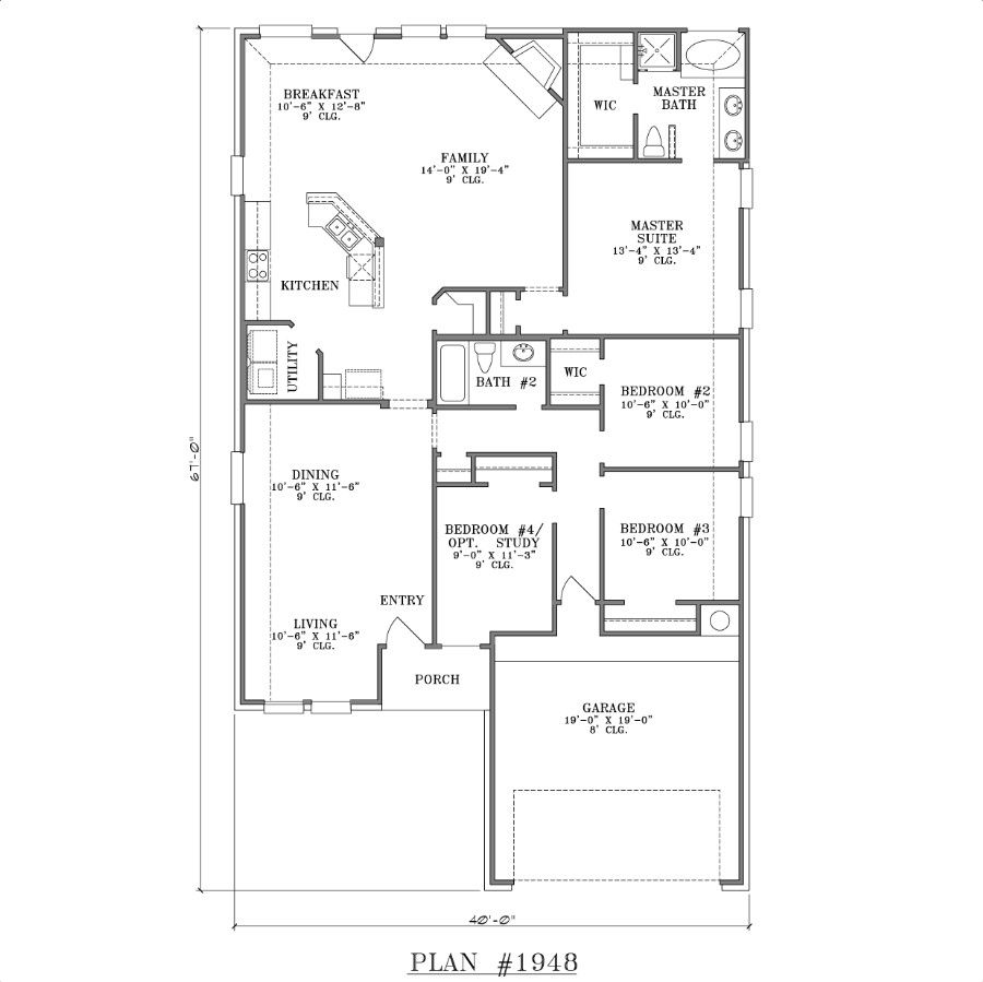Houston Texas House Plans House Plans