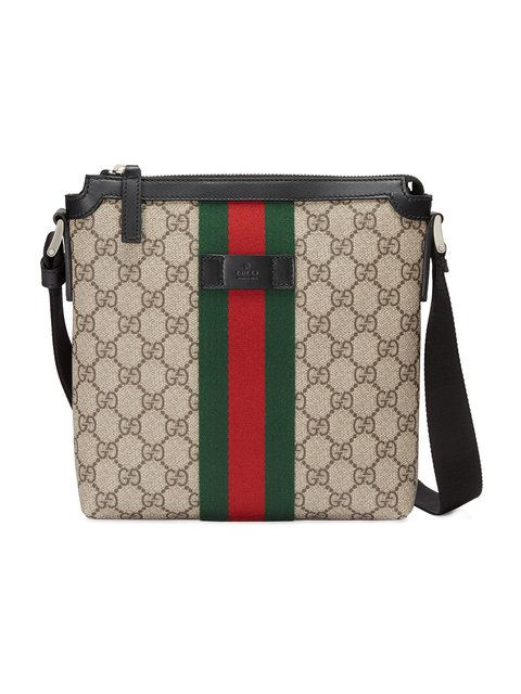 92f892af403c GUCCI .  gucci  bags  shoulder bags  leather  canvas  nylon  lining ...