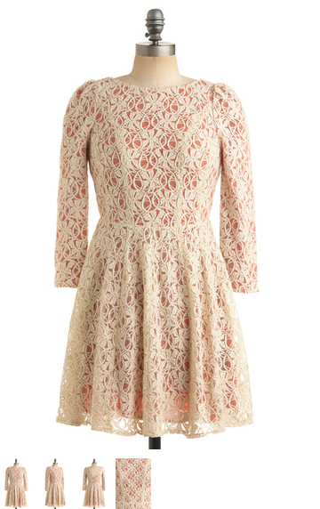 A Change of Lace    http://www.modcloth.com/Modcloth/Womens/Dresses/-A-Change-of-Lace-Dress