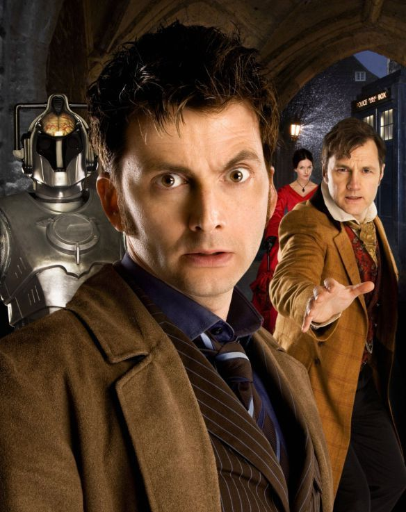 Doctor Who Series 4 \