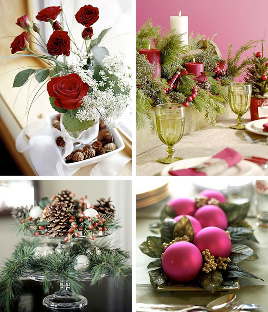 Easy diy do it yourself christmas centerpiece decorating ideas easy diy do it yourself christmas centerpiece decorating ideas solutioingenieria Image collections