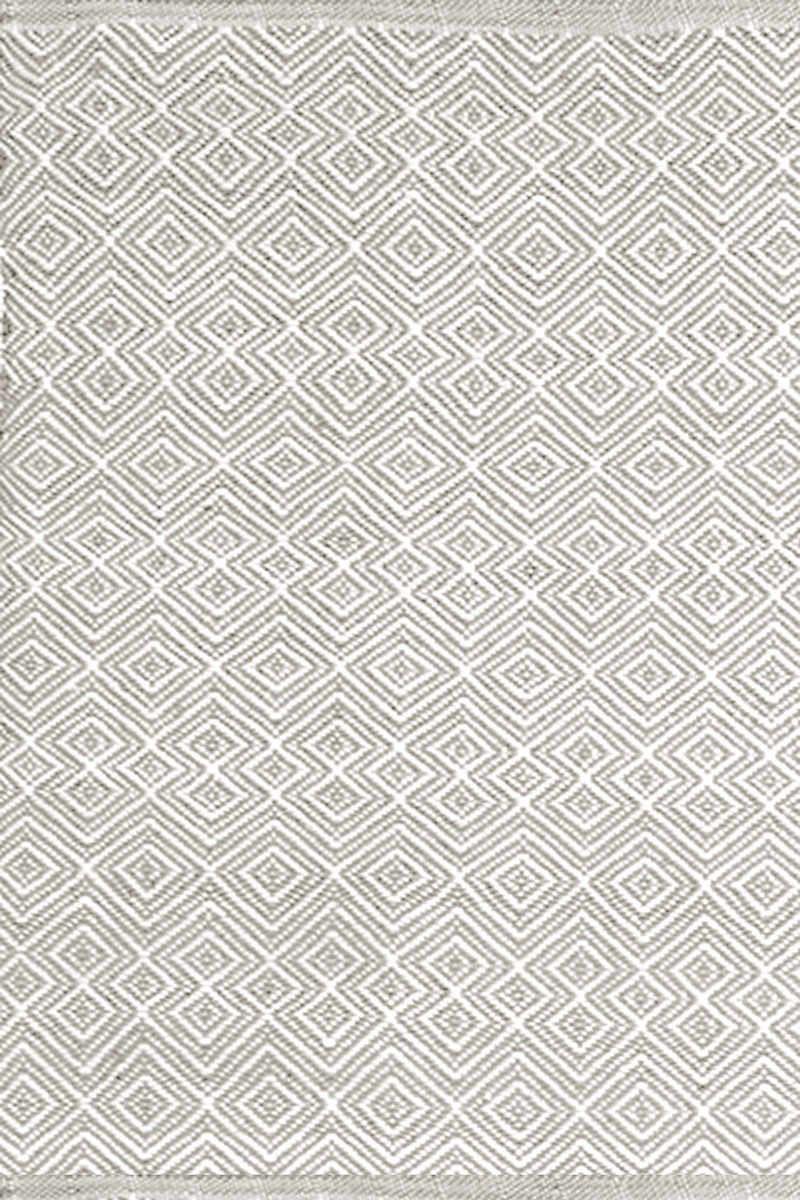 Annabelle Grey Indoor/Outdoor Rug | Dash & Albert Rug Company ...