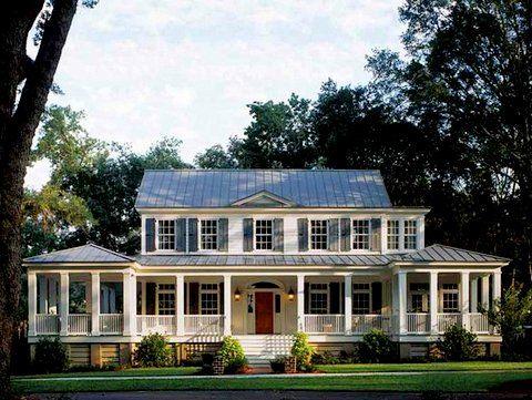 "trim & siding: white / shutters: graystone #1475 this charming ""low"
