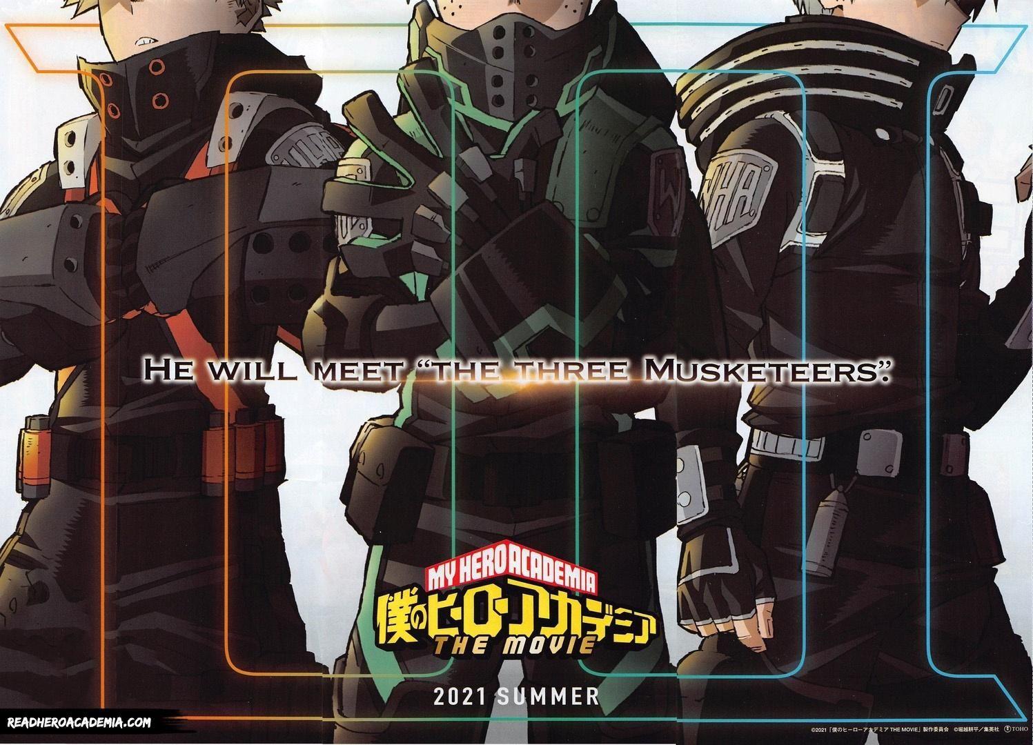 Boku No Hero Academia Chapter 292 Boku No Hero Academia Hero Hero Poster