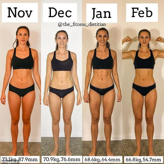 Trainer reveals how much work it takes to get a six pack in 16 weeks        Trainer reveals how much...
