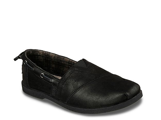 Women Skechers Bobs Chill Luxe Buttoned