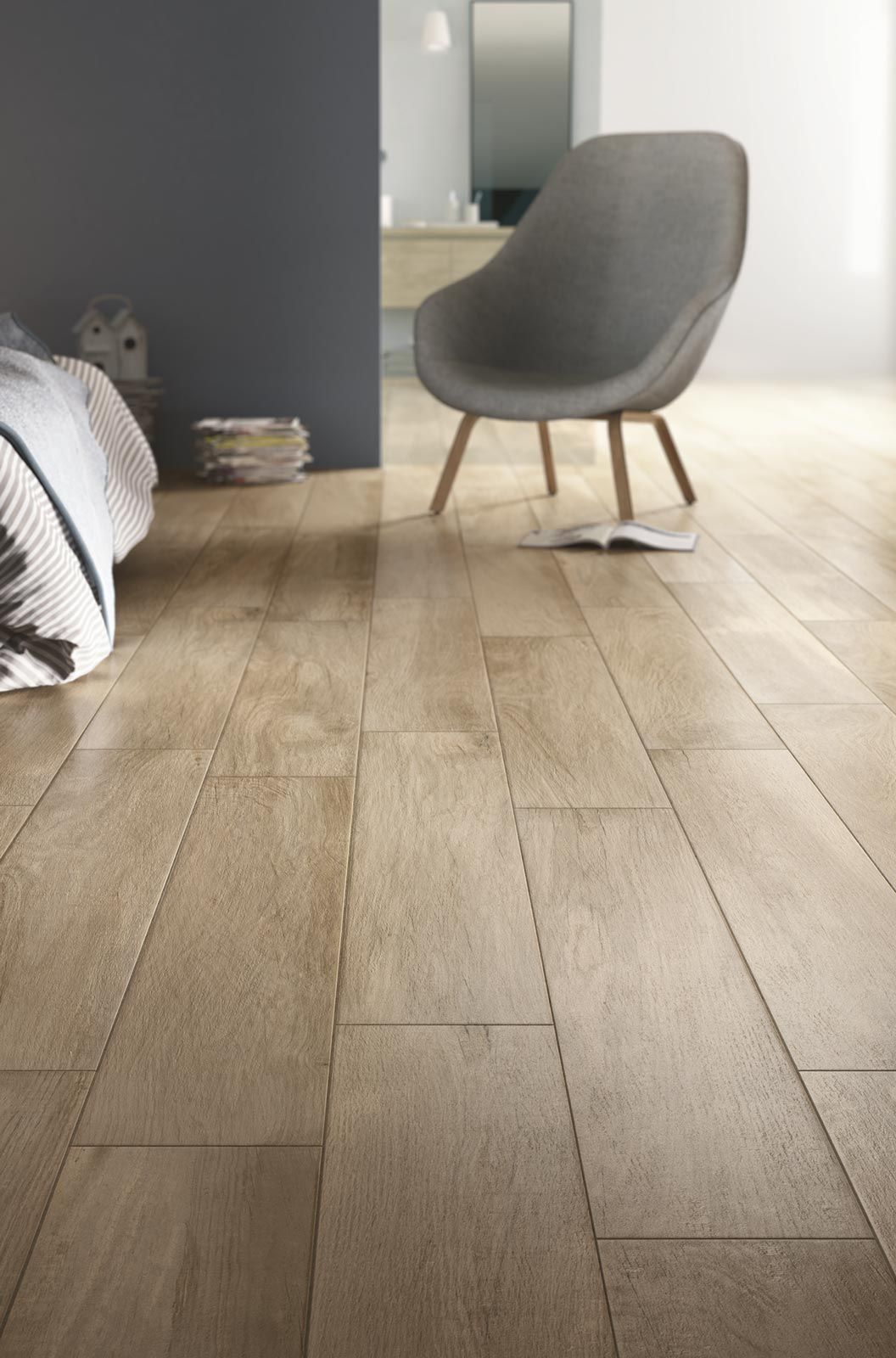 Ragno Woodplace Caramel 20x120 Cm R497 Wood Tile Bedroom Flooring Flooring