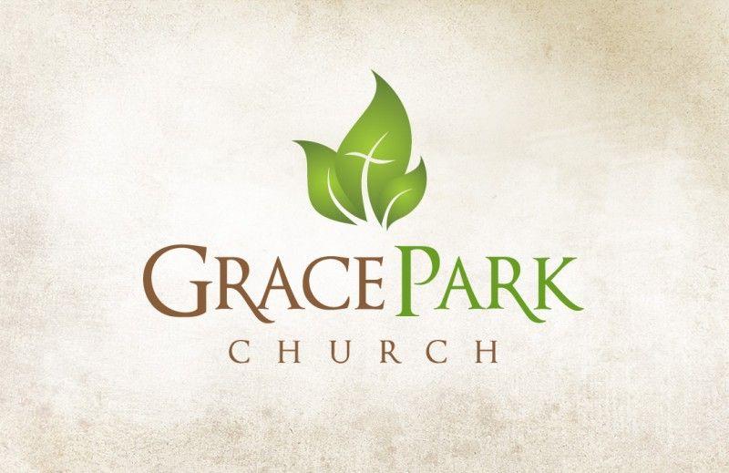 Grace Park Church Logo Design Shawn Magee Design Graphic Design Web Design Church Logo Church Logo Design Church Graphic Design