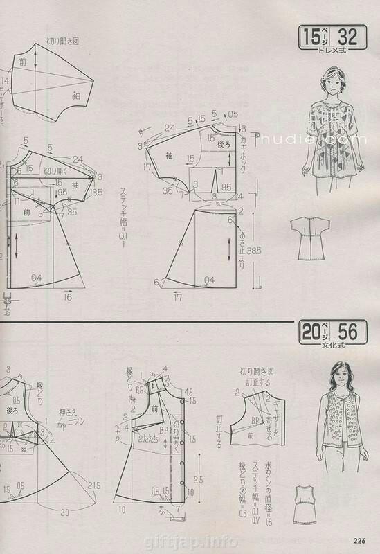 Pin de Belen Mejis en modas | Pinterest | Costura, Patrones y ...