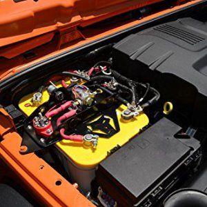 genesis offroad jeep wrangler jk dual battery kit with 200. Black Bedroom Furniture Sets. Home Design Ideas