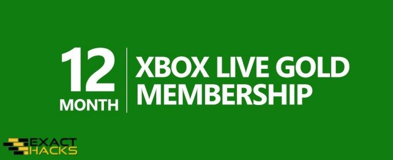 Xbox Live Gold Codes Ms Points Generator 2019 Exact Hack Xbox Live Xbox Xbox Live Gift Card