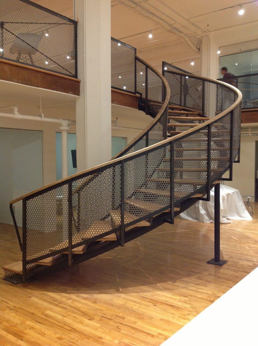 90 Interior Stairs Railing Designs #designs #interior # ...