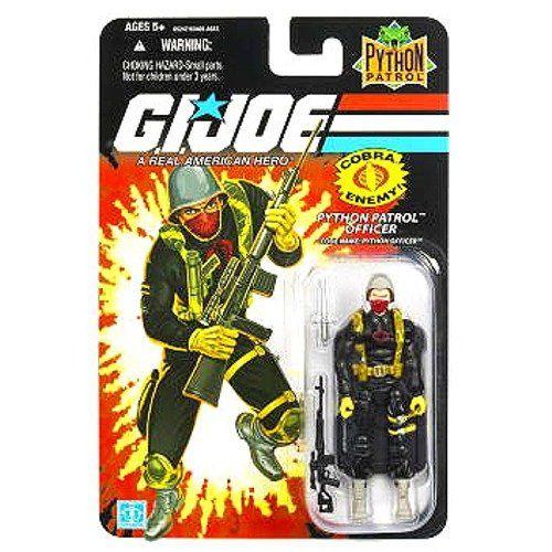 Gi Joe Cobra Ninja Viper V2 2008 25th Anniversary MOC Hasbro for sale online