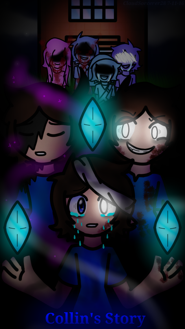Collin's Story Cover by CloudSorcerer28 on DeviantArt