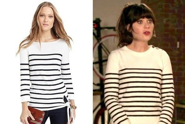 Striped Sweaters Girls
