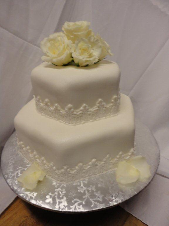 Small Wedding Cake Designs