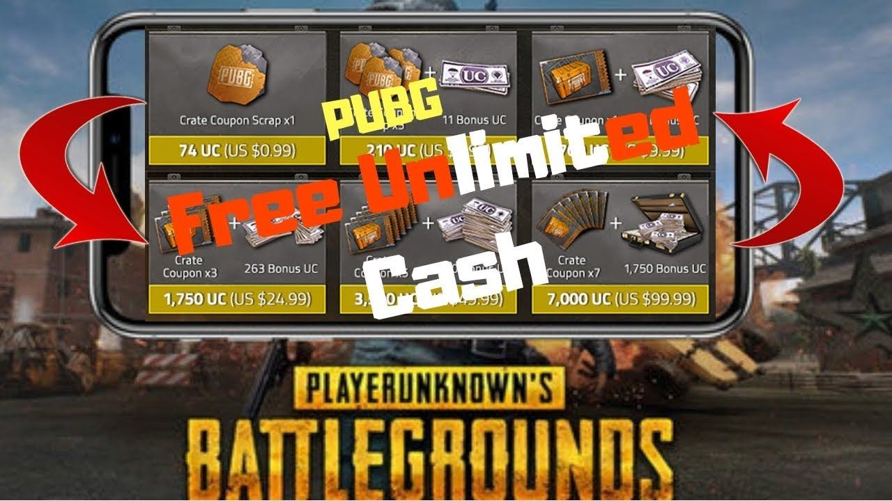 How to get free uc in pubg mobile without human verification