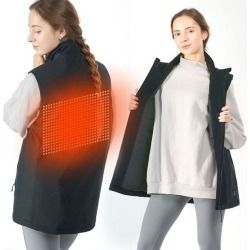 The post Electric Unisex USB Heated Vest (Clearance) – XLarge appeared first on All Shop At Home.